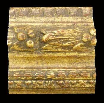 Sudbury Picture Frames - Old Gold Metal Leaf