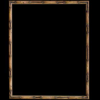 Sudbury Picture Frames - Faux Bamboo
